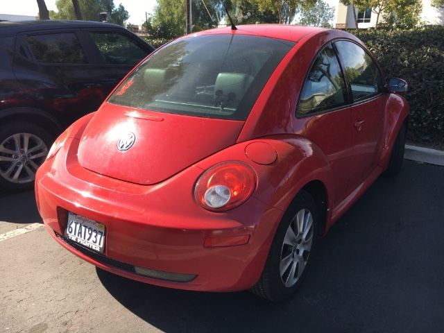 Volkswagen New Beetle 2008 price $3,250