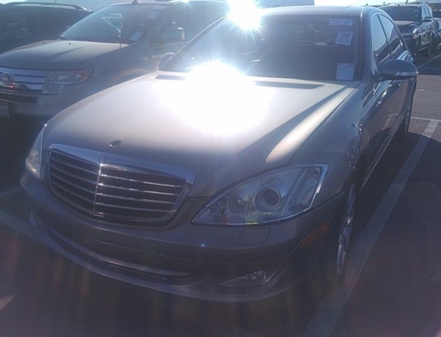 Mercedes-Benz S-Class 2007 price $9,150