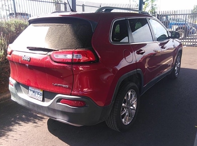 Jeep Cherokee 2014 price $9,550
