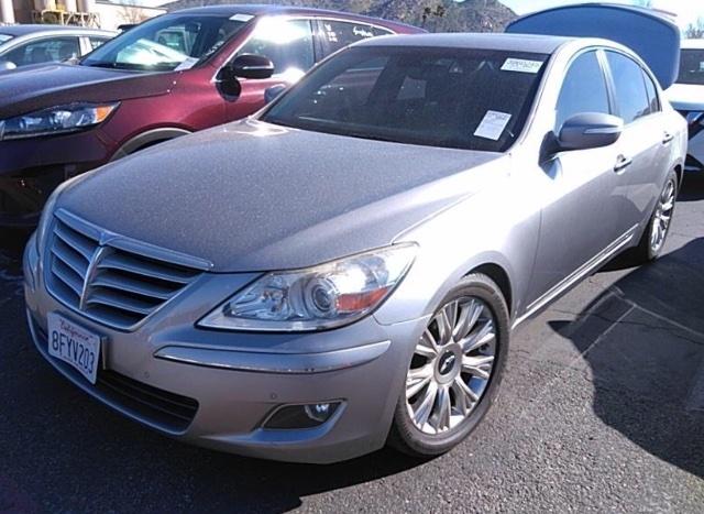 Hyundai Genesis 2009 price $4,050