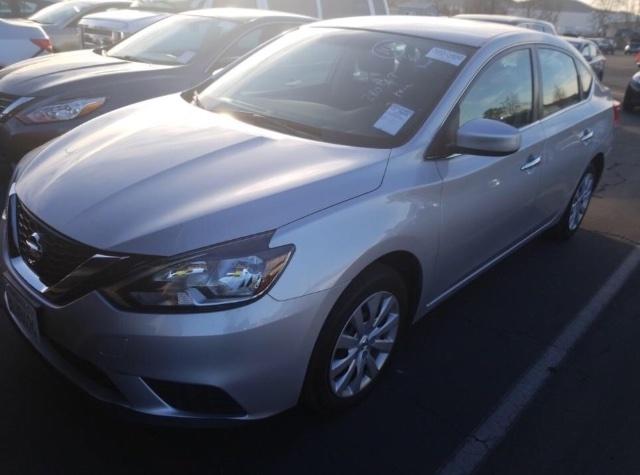 Nissan Sentra 2018 price $11,650