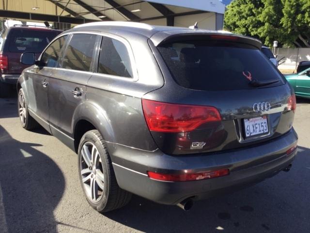 Audi Q7 2007 price $5,150