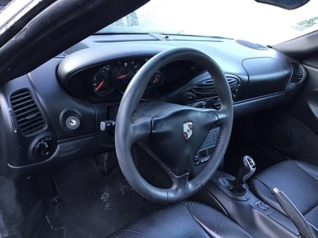 Porsche Boxster 2001 price $5,350