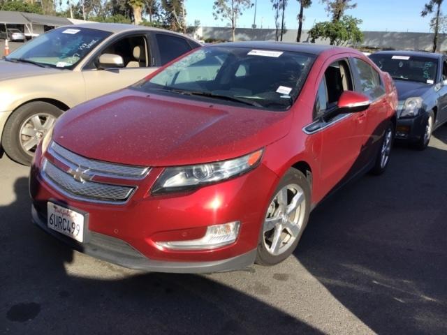 Chevrolet Volt 2012 price $6,250