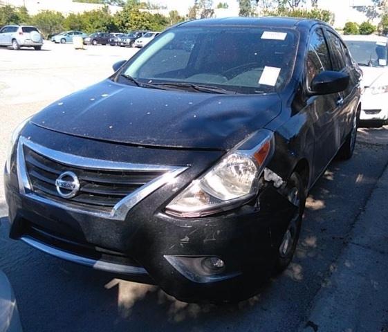 Nissan Versa 2017 price $8,450
