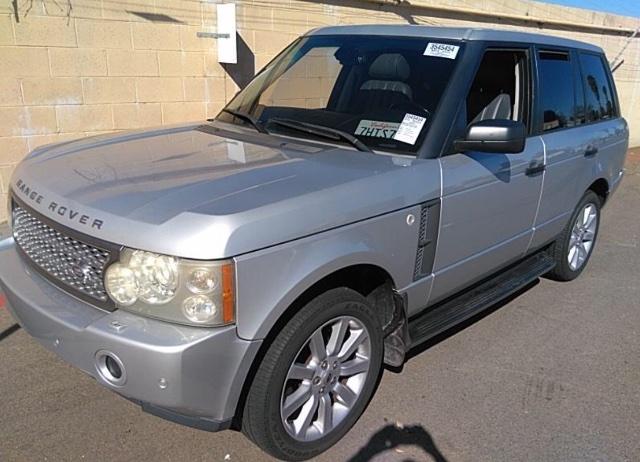 Land Rover Range Rover 2006 price $4,650