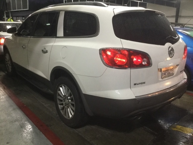 Buick Enclave 2012 price $6,850