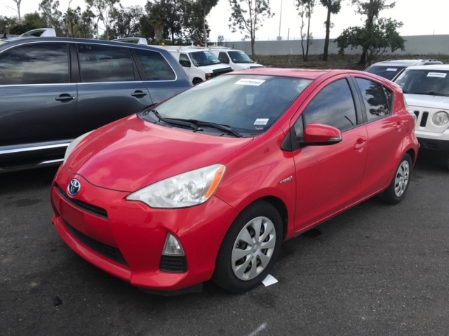 Toyota Prius C 2012 price $6,150