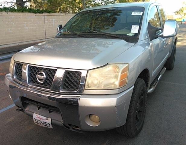 Nissan Titan 2004 price $4,250