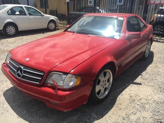 Mercedes-Benz 500-Class 1990 price $5,950
