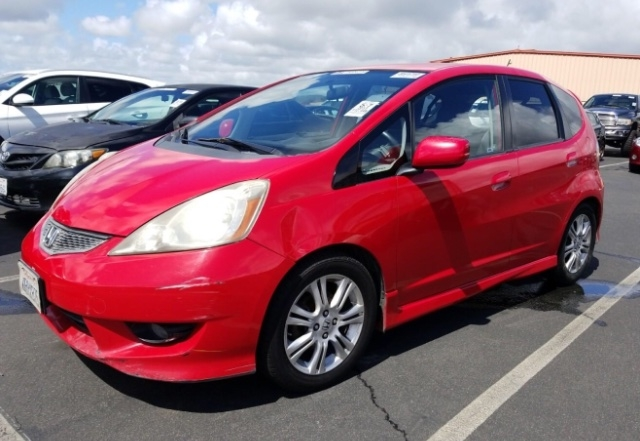 Honda Fit 2011 price $4,250