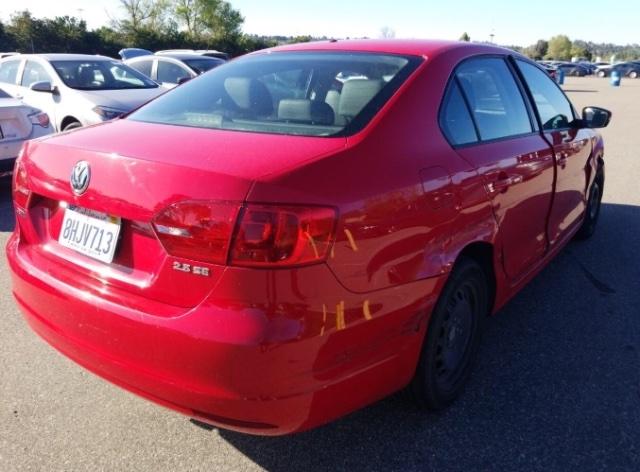 Volkswagen Jetta 2011 price $4,250