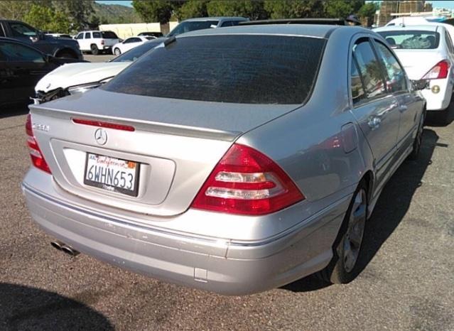 Mercedes-Benz C-Class 2007 price $3,250