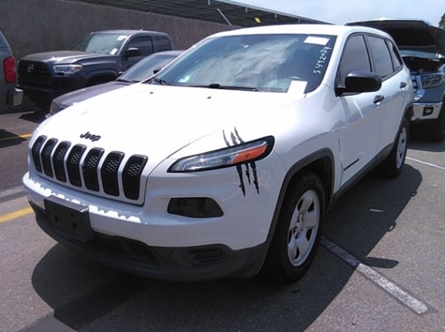 Jeep Cherokee 2015 price $9,150
