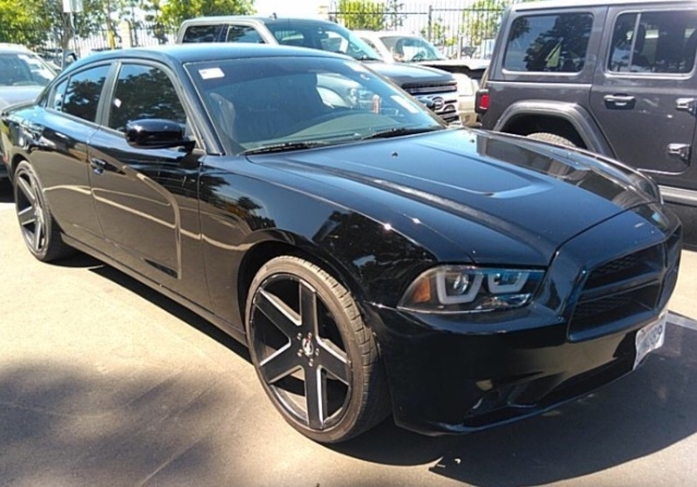 Dodge Charger 2012 price $7,950