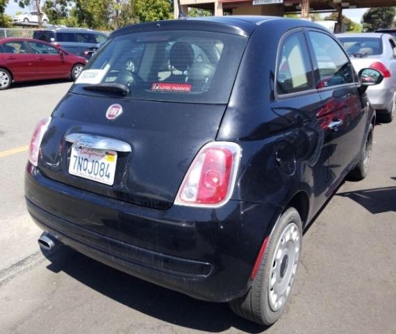 FIAT 500 2015 price $4,550