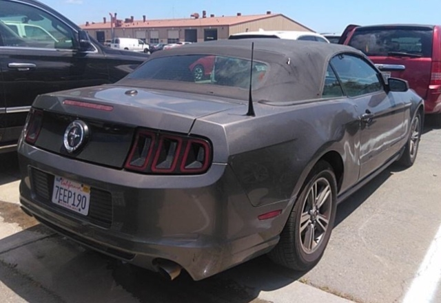 Ford Mustang 2013 price $6,250
