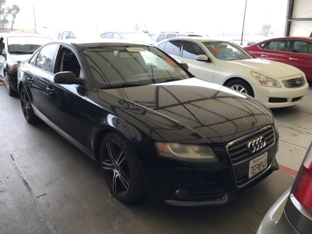 Audi A4 2011 price $4,450