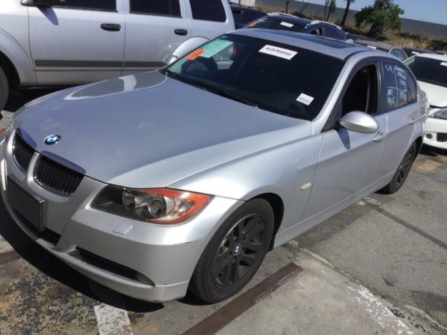 BMW 3 Series 2007 price $3,650