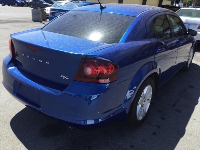 Dodge Avenger 2014 price $5,150