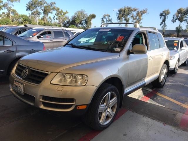 Volkswagen Touareg 2004 price $3,250