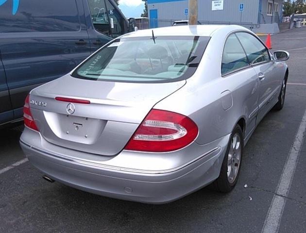 Mercedes-Benz CLK 2003 price $2,950