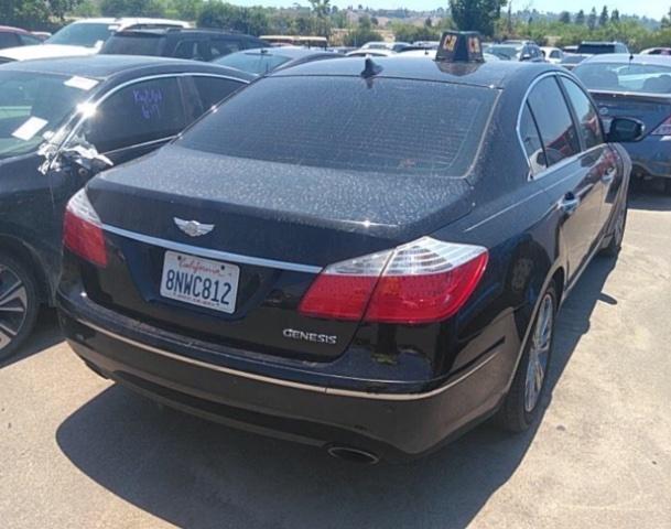 Hyundai Genesis 2011 price $5,950