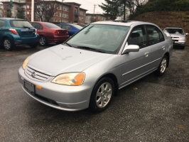 Honda Civic Sedan 2003