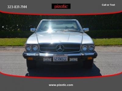 Mercedes Benz 450SL 1979