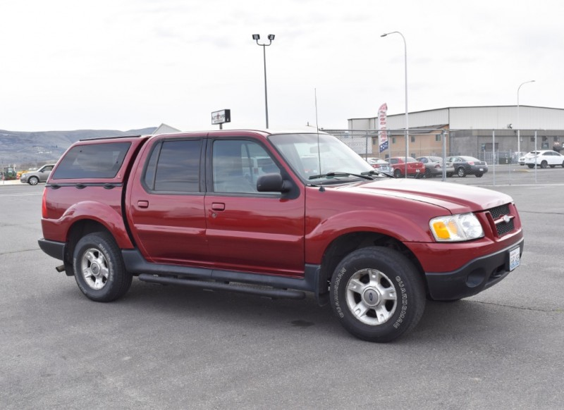 Ford Explorer Sport Trac 2001 price $4,999