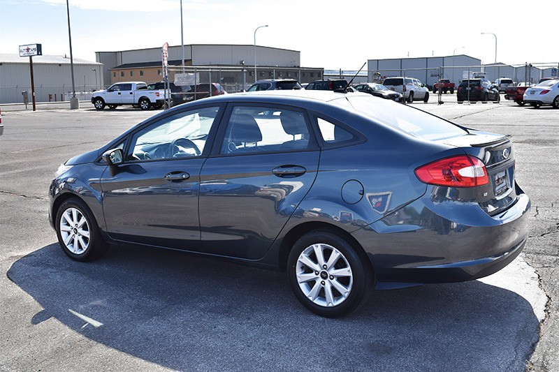 Ford Fiesta 2011 price $4,999
