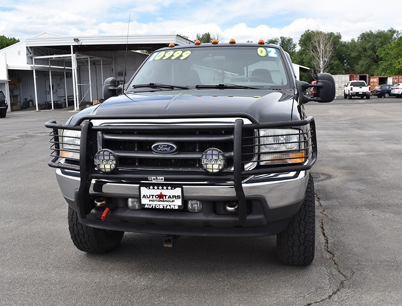 Ford Super Duty F-350 SRW 2002 price $8,999