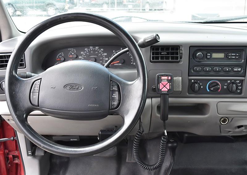 Ford Super Duty F-250 2001 price $11,999