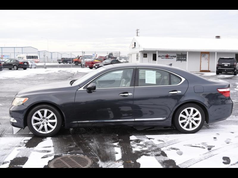 Lexus LS 460 2008 price $9,999