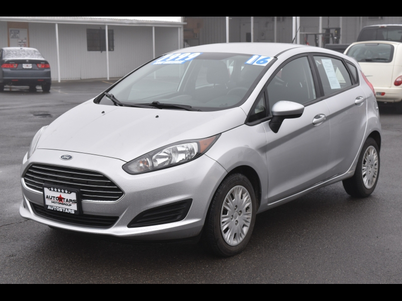 Ford Fiesta 2016 price $7,999