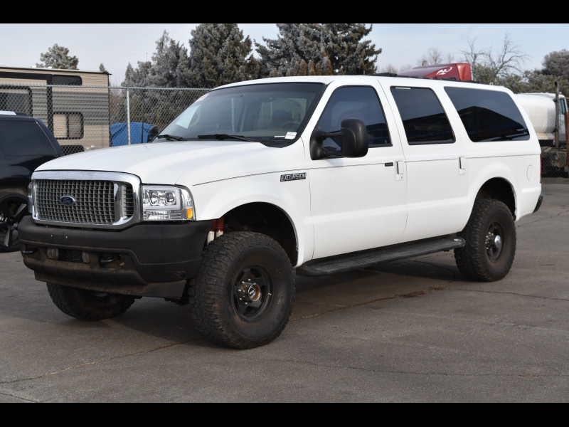 Ford Excursion 2001 price $12,999