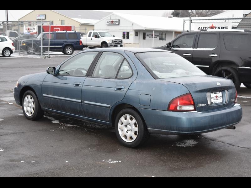 Nissan Sentra 2002 price $1,999