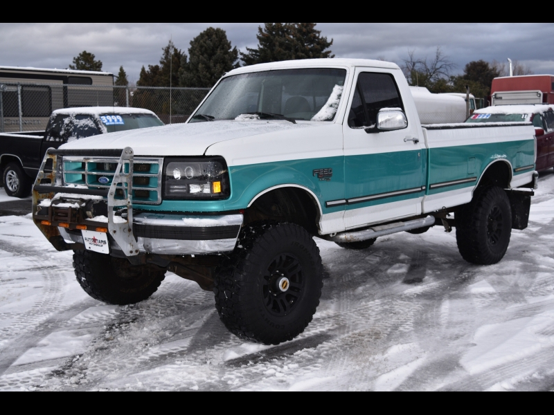 Ford F-250 1995 price $9,500