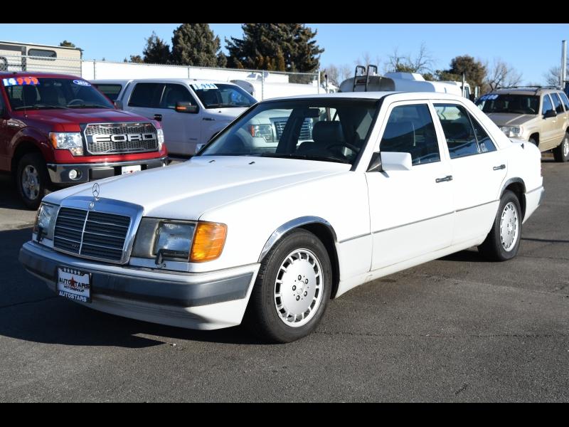 Mercedes-Benz 300 Series 1992 price $2,499