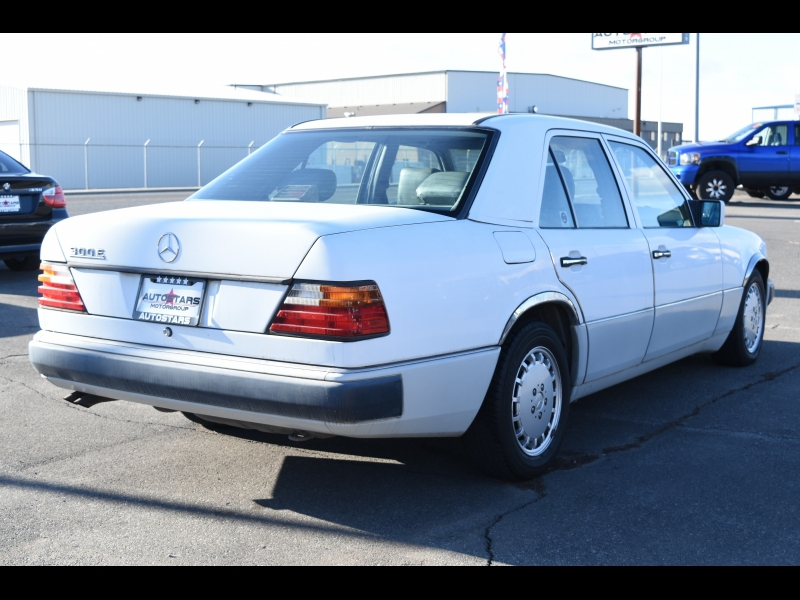 Mercedes-Benz 300 Series 1992 price $2,300