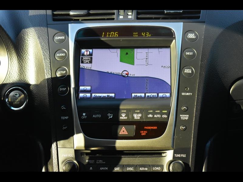 Lexus GS 350 2011 price $11,999