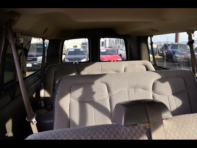 Chevrolet Express Passenger 2006 price $8,999