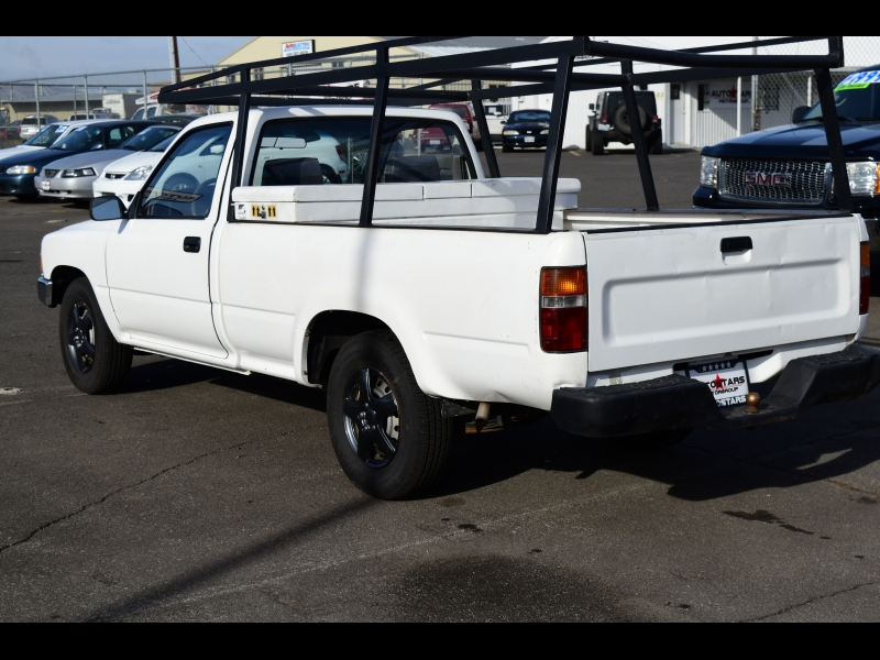 Toyota 2WD Pickups 1991 price $2,999
