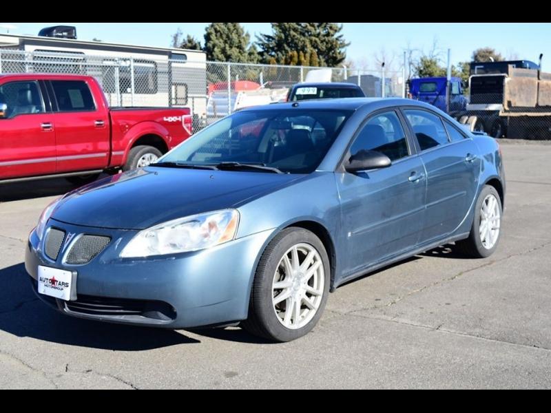 Pontiac G6 2006 price $3,999