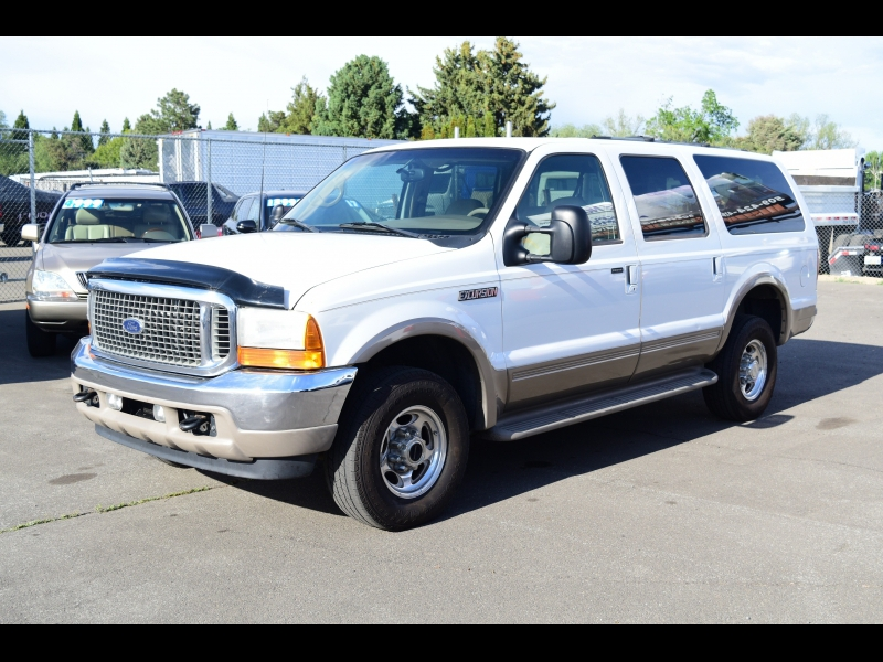 Ford Excursion 2001 price $8,999