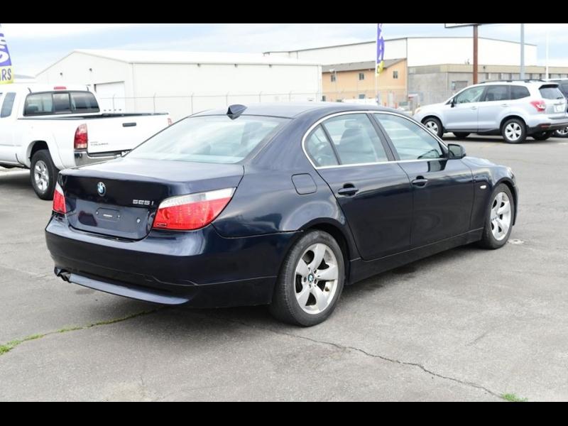 BMW 5-Series 2007 price $4,500