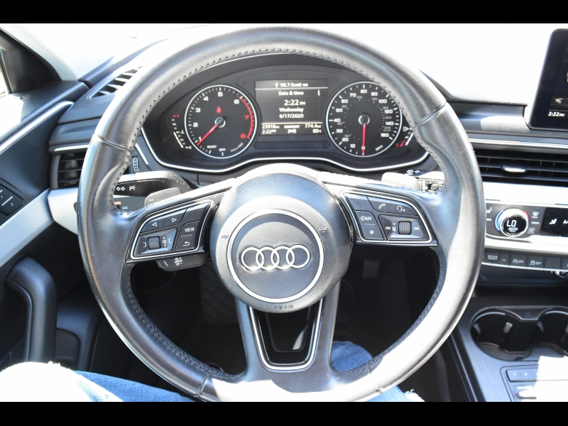Audi A4 2017 price $24,999