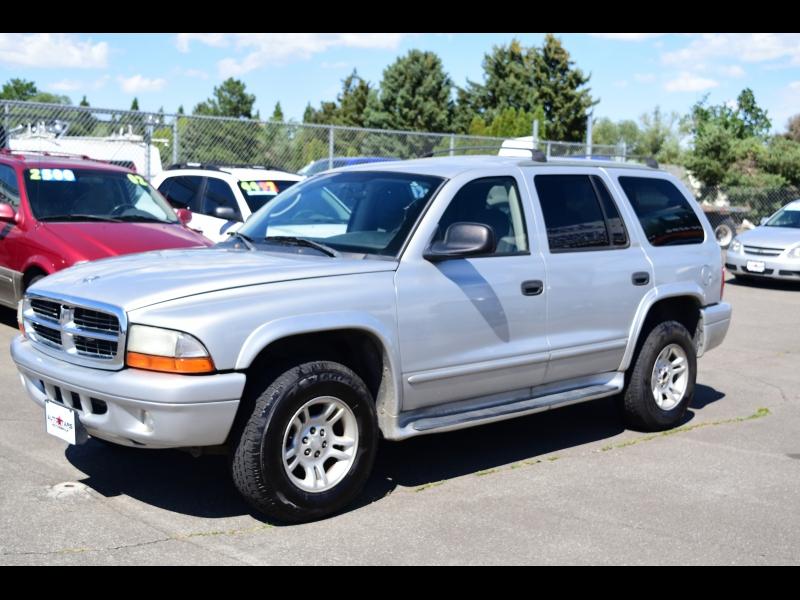 Dodge Durango 2002 price $3,500