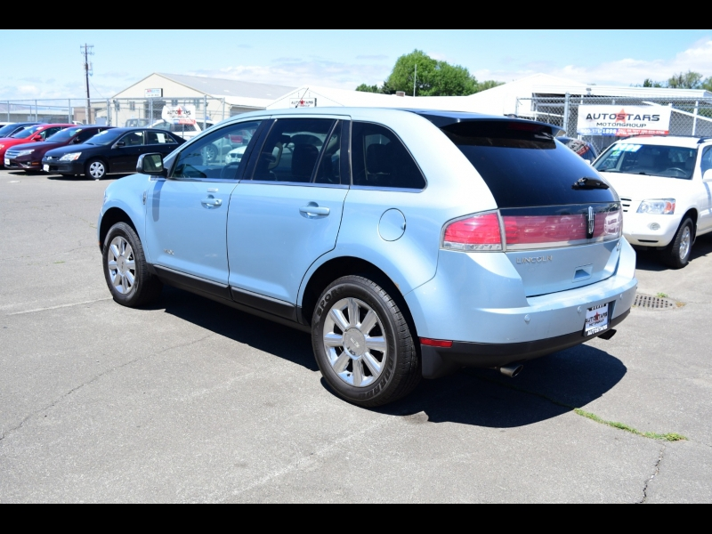 Lincoln MKX 2008 price $5,999