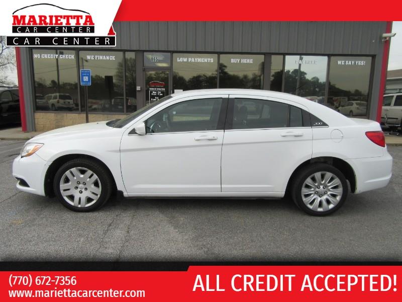 Chrysler 200 2013 price $899 Down